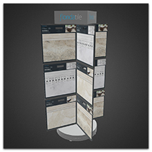 Florida Tile Ledger Display