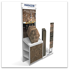 Virtual Prototypes – Marazzi Urban District Display