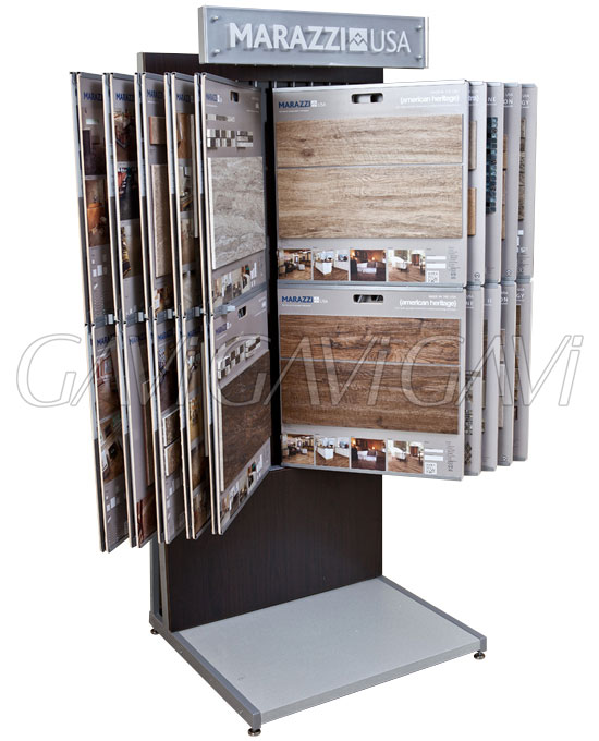 wing tile display marazzi gavi