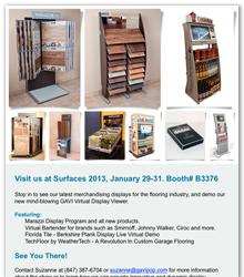 GAVI at Surfaces Expo 2013 Intro