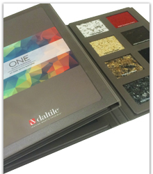 Daltile 32 Sample Binder