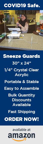 GAVI Sneeze Guard
